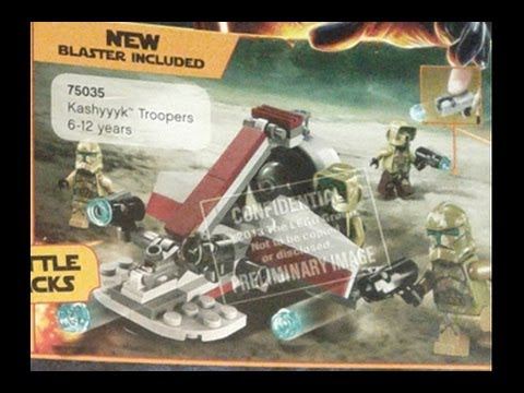 lego star wars 2014 winter sets
