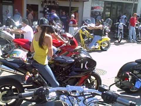 Daytona bike week 2009 tetas