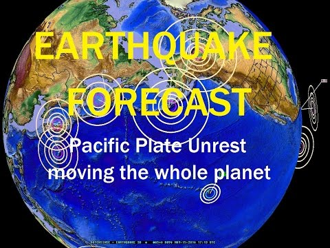 5/16/2016 -- Global Earthquake Forecast -- West Pacific, Europe, Americas