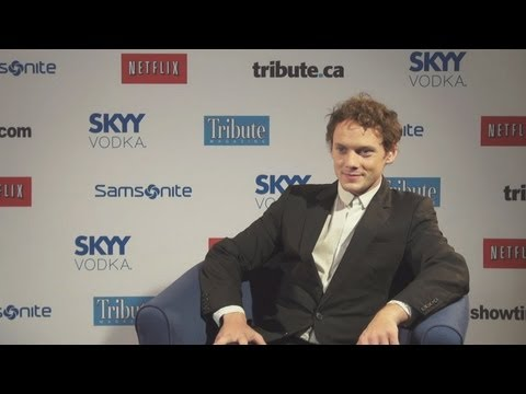 Anton Yelchin - Only Lovers Left Alive Interview at TIFF 2013 HD