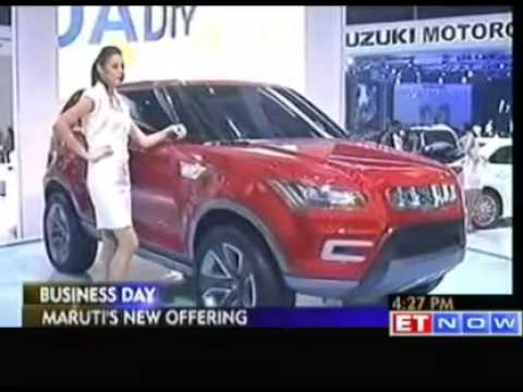 Maruti Suzuki Set To Launch The SUV XA Alpha by 2014