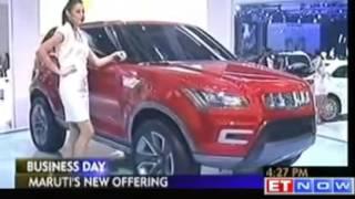 Maruti Suzuki Set To Launch The SUV XA Alpha