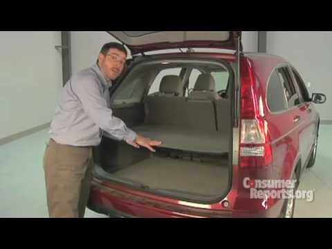 2006 2011 Honda Cr V Review From Consumer Reports Youtube