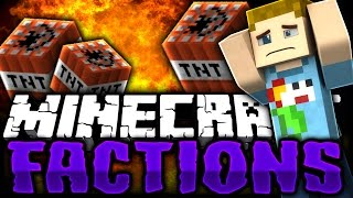 Minecraft: BLOWING UP OUR BASE?! | Factions VS SSundee - Ep: 34