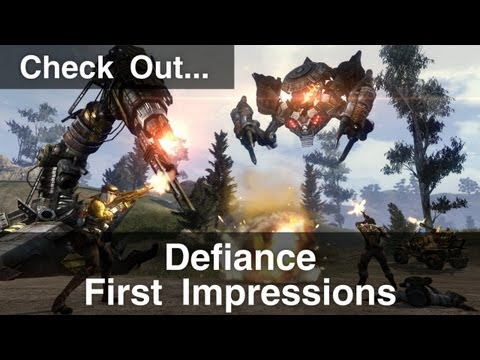 Check Out - Defiance First Impressions
