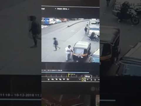 Accident of kherani road