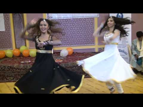 O Re Piya - Oksana Rasulova & Hatira, Indian Dance video