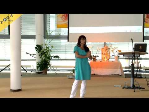 Ayurveda Kongress 2014: Vegane Ayurveda Ernährung Und Therapie Mit Julia Lang