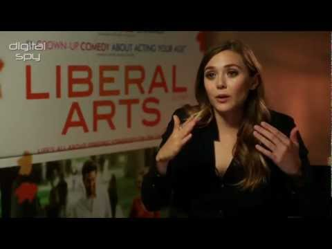 Elizabeth Olsen 'Liberal Arts' interview