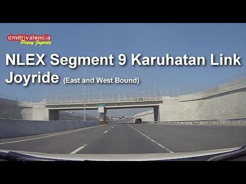 Pinoy Joyride - NLEX Segment 9 [Karuhatan Link] Joyride