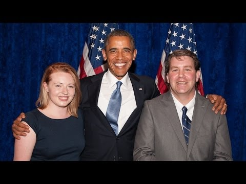 They met President Obama backstage - and you can, too
