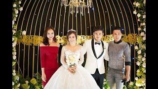 Đám cưới Vũ Ngọc Ánh - Anh Tài: Dàn sao Việt thướt tha áo hoa dự tiệc cưới sang trọng