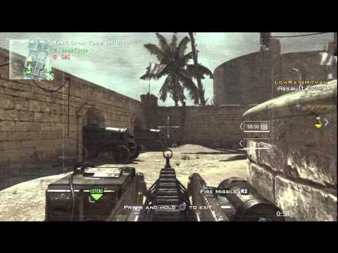 MW3 Dropzone : UFO Spotted Over Israel ? 2012