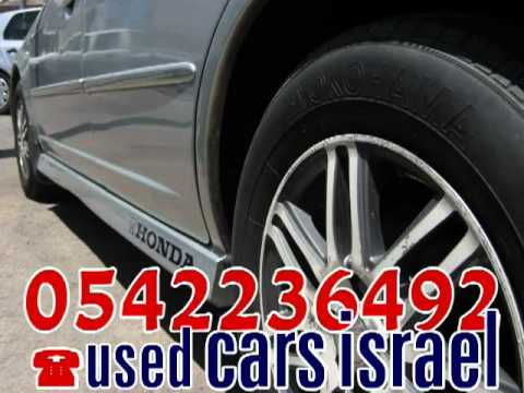 Honda Civic israel used cars for sale, tel 0542236492, Auto Alex & Shaul