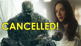 Swamp Thing Cancelled! Here is Why... [DC Universe]