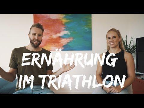 ERNÄHRUNG IM TRIATHLON - EURE FRAGEN BEANTWORTET