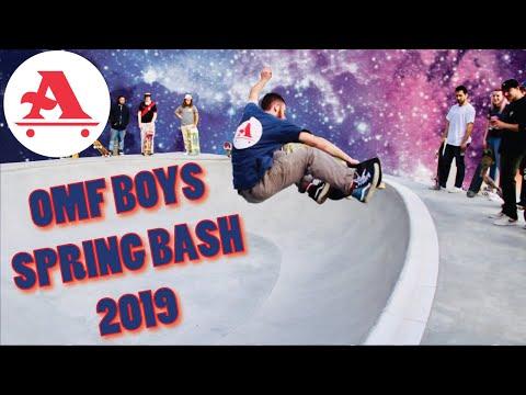 OMF BOYS SPRING BASH 2019