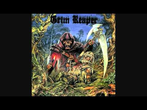 Grim Reaper - Waysted Love