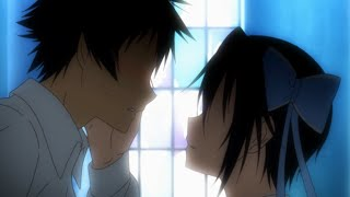 Nisekoi: Seishirou Tsugumi x Ichijo Raku Kiss Scene! Best Funny Anime Moments 2015