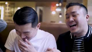 Michelin Star DIM SUM w  RONNY CHIENG from The Daily Show w  Trevor Noah    Fung Bros