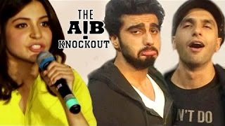 AIB Knockout CONTROVERSY | Anushka Sharma REACTS | NH10