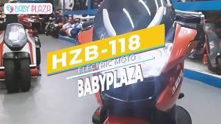 Xe máy điện trẻ em HZB-118 tay ga giá rẻ tại Baby Plaza