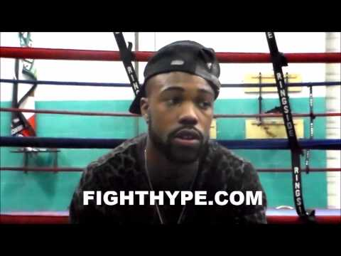 GARY RUSSELL JR. DISCUSSES VASYL LOMACHENKO CLASH:  THIS IS THE FIGHT WE WANTED