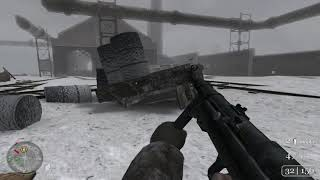 [PC] Call of Duty 2 - Mission 4