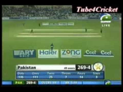 ▶ Shahid Afridi Batting Highlights Pakistan Vs Sri Lanka 2nd ODI Dec 20 2013