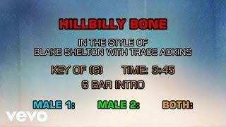Watch Blake Shelton Hillbilly Bone video