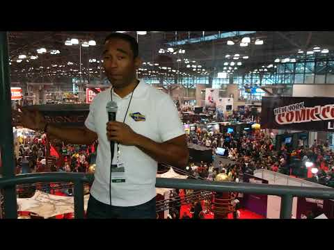 Reportaje New York City Comic Con 2014