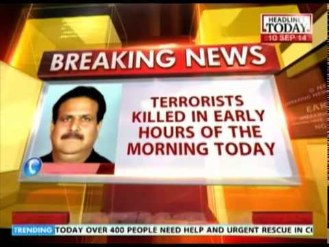 Kupwara, J&K: Army kills three terrorists in counter-infiltration operation
