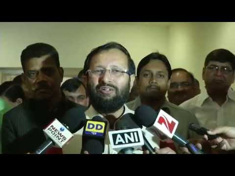 I&B Minister Shri Prakash Javadekar on Cable Digitization (Phase III & IV)