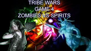 Tribe Wars Game 4: Ghoulcaller Gisa VS Karador, Ghost Chieftan