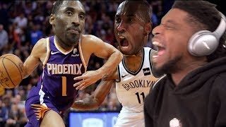KOBE vs KOBE!! Brooklyn Nets vs Phoenix Suns - Full Game Highlights