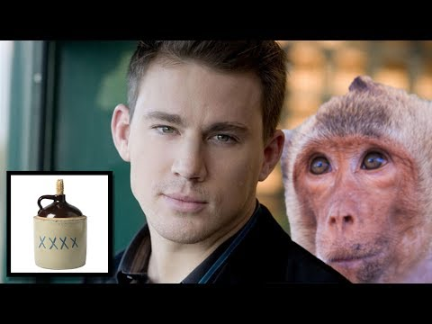 Channing Tatum a Functioning Alcoholic, Wins X-Rated Bet With Jonah Hill