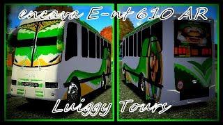 😃Aporte Encava E NT 610 AR LUIGGY TOURS Para Su 18 Wos Haulin▼2017▼♕