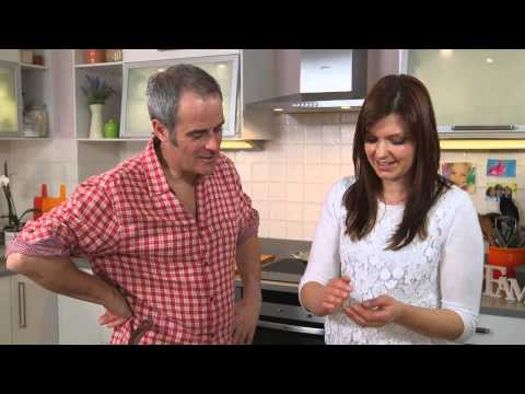 Phil Vickery cooks up some family fun with Turkey Meatballs