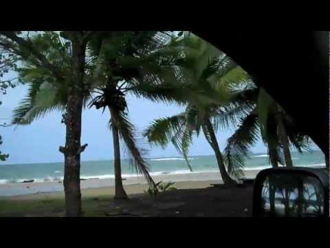 Manzanillo Costa Rica - Rent A Car and See Manzanillo Beach, Costa Rica