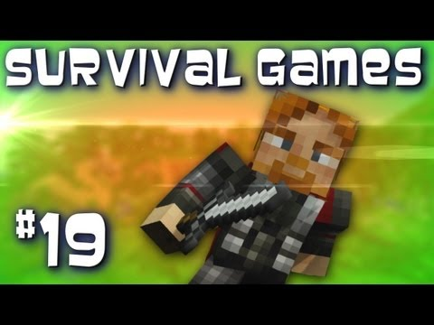Minecraft: Survival Games w/ Sly, Ze, & Kootra Episode 19