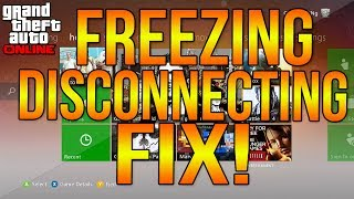 How to Fix GTA 5 Online From Freezing/Disconnecting! (GTA V ONLINE)