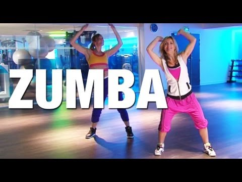 Fitness Master Class - Zumba Avec Jessica Mellet video