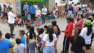 """Gran jornada protagonizada por """"El Evangelio Cambia"""" en Carabobo"""