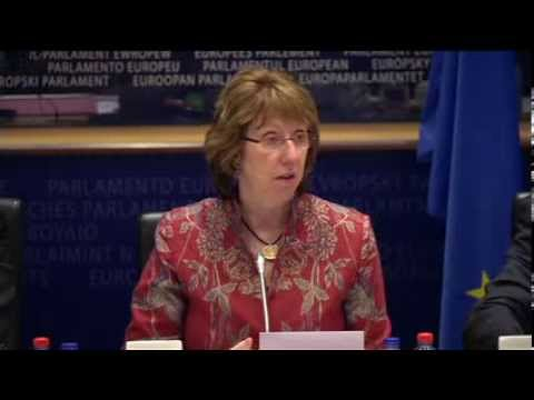 Extracts from the statement on Ukraine by Catherine ASHTON on 11 February 2014, in Brussels