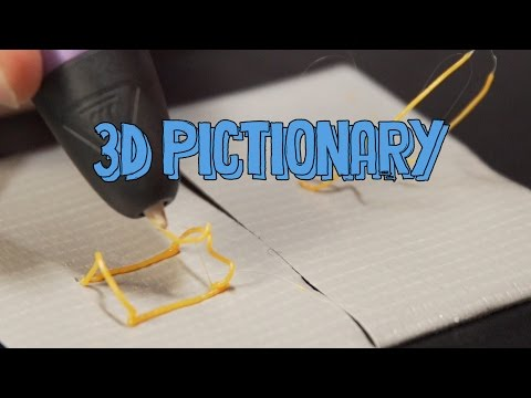 3D Pictionary