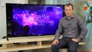 Sony BRAVIA KD-55X9005 review by Hi-Fi.ru (HD 1080p)