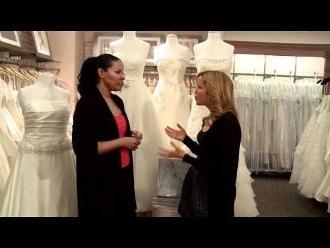 Wedding Dress Shopping with Kirby & Celebrity Stylist Nicole Brewer