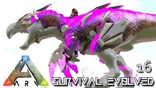 ARK: SURVIVAL EVOLVED - EPIC TEK POWER DODOREX TAMING !!! E16 (MOD ANNUNAKI PROMETHEUS RAGNAROK)