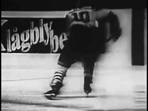Обучение юных хоккеистов технике катания на коньках