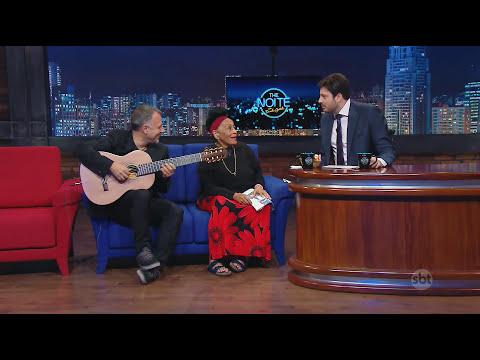 The Noite (26/08/14) - Entrevista com Omara Portuondo